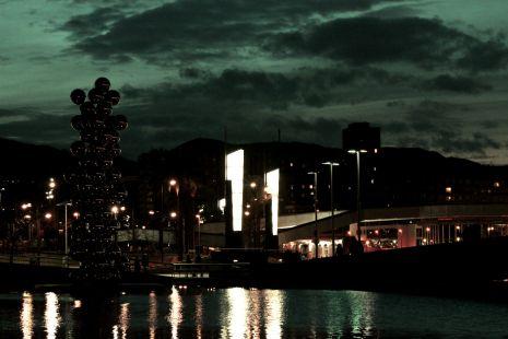 ¿Precioso verdad? Pues es nuestro, de nuestro querido Bilbao.