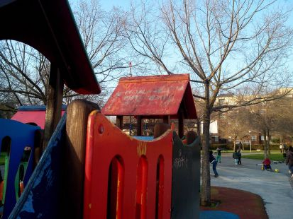 parque de Zarrageta