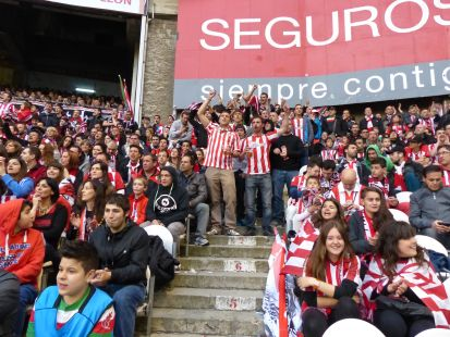 AFICIONADOS DEL ATHLETIC