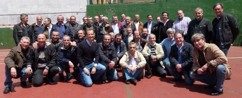Grupo ex MR 2013