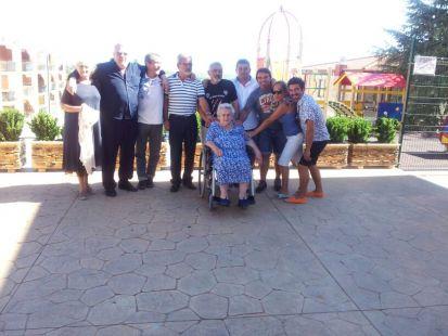 Familia Barrenetxea Bilbao