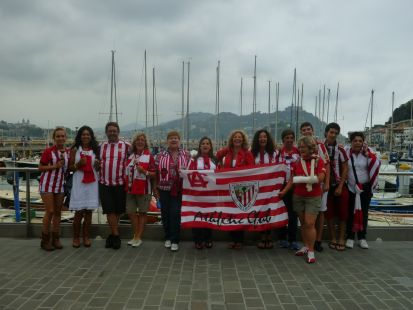 Athleeeeeeeetic, eup!