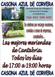 CASONA AZUL EN CORVERA DE TORANZO