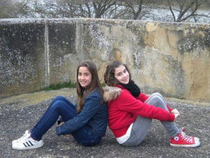 Itziar y Maite