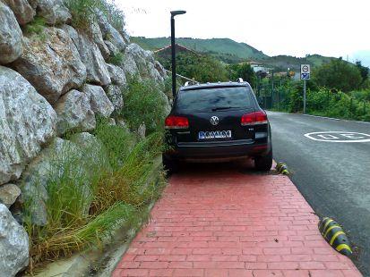 Buen aparcamiento