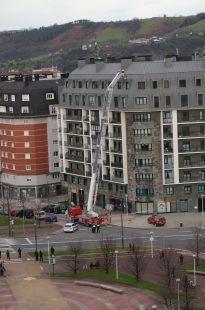 Viento en Bilbao